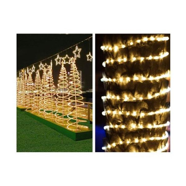 50M Christmas Rope Lights 1200 LED