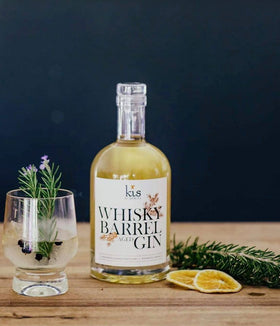 Whisky Barrel Gin