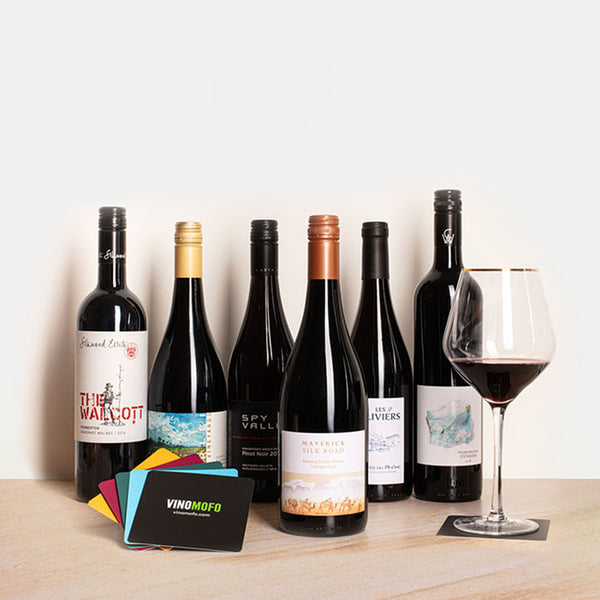 The Red Wine Gift Pack