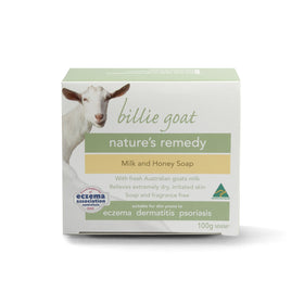 Nature's Remedy - Milk & Honey Body Bar 100g
