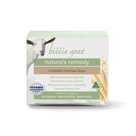 Nature's Remedy - Body Bar Oatmeal 100g