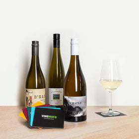 The White Wine Gift Trio