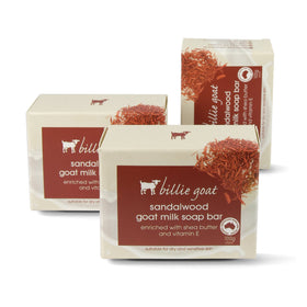Everyday Soap - Sandalwood Trio 300g