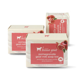 Everyday Soap - Pomegranate Trio 300g