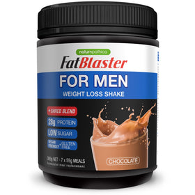 NP FatBlaster for Men Choc 385g