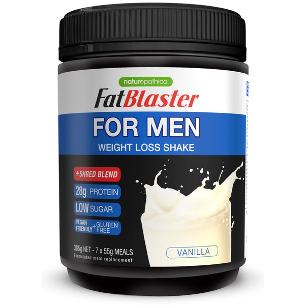 NP FatBlaster for Men Vanilla 385g