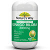 Nature's Way High Strength Gingko Biloba 120s