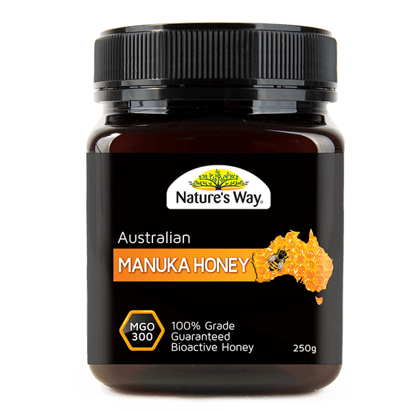 Nature's Way Manuka Honey 300MGO 250g