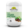 Nature's Way Hemp Protein Raw Vegan Chocolate 168g