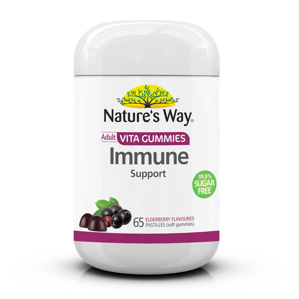 Adult Vita Gummies Immune Support 99% sugar free
