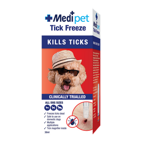 Medi Pet Tick Freeze 38mL