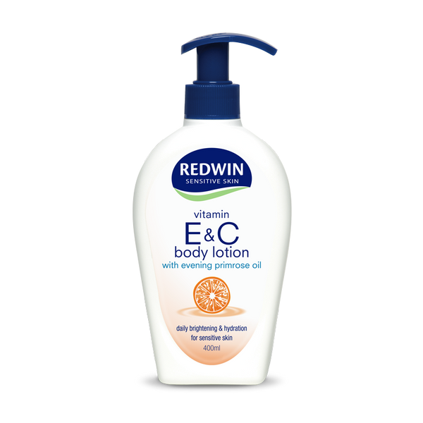 Redwin Vitamin E & C Body Lotion 400ml