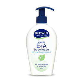 Redwin Vitamin E&A Body Lotion with Evening Primrose Oil 400mL