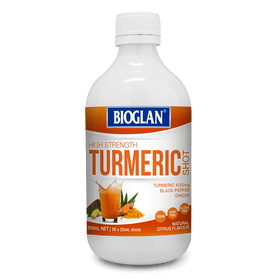 Bioglan High Strength Turmeric Shot