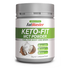 FatBlaster Keto-Fit MCT Powder 100g