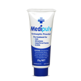 Medi Pulv Antiseptic Powder 25g