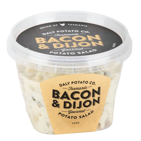 Bacon & Dijon Potato Salad