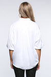 Betty Basics Ellis Shirt in White