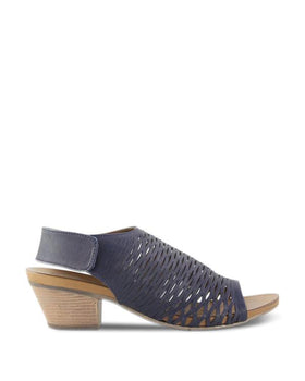 Bueno Ruby - LSA (Large Sizes 43 to 46) - Navy/New Nature