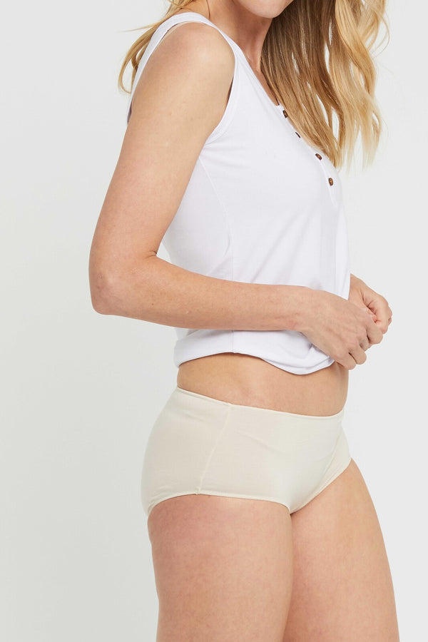 Bamboo Hipster Brief