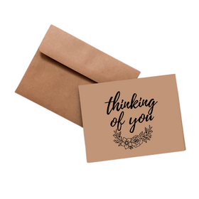 Simpli Thinking of You Card