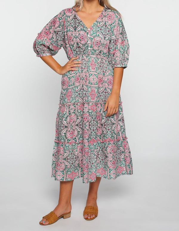 Cherry Blossom Dress in Melrose