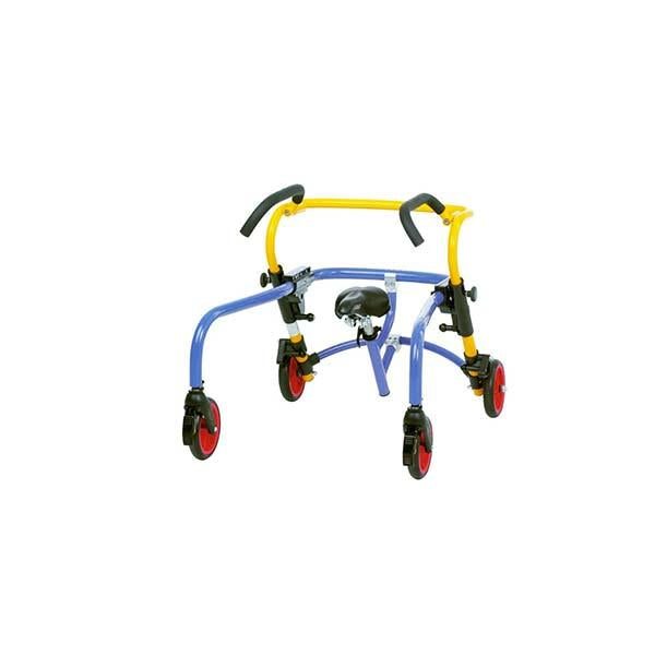 Child Reverse Walker With Seat