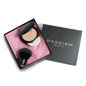 Flawless Finish Compact & Kabuki Kit