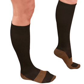 Copper Compression Socks | Flight Socks | Boost Circulation