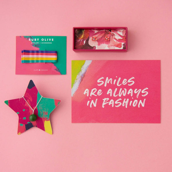 Something To Make You Smile! Gift Box (5 Options Avail)