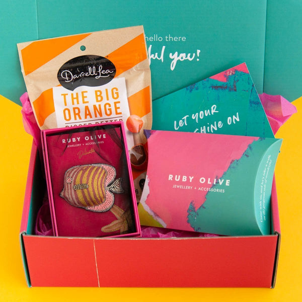 Seaside Friends - Gift Box (4 Options Avail)