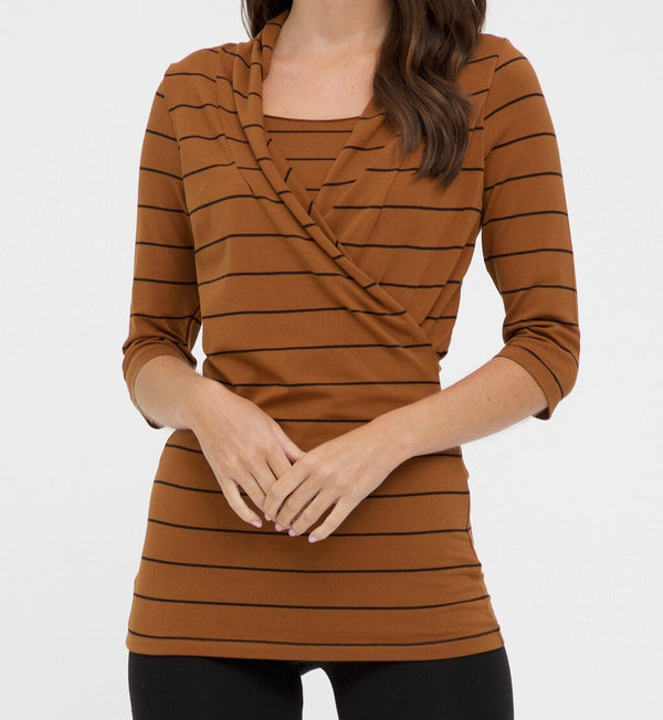 3/4 Sleeve Grace Top