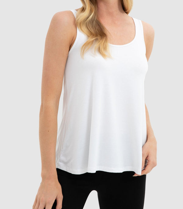 Relaxed Bamboo Singlet