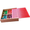 Froebel Peg and Lacing Board