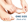Toe Aligners | Bunion Guards with Toe Separators
