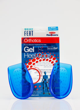 Neat Feat Gel Heel Cups Medium