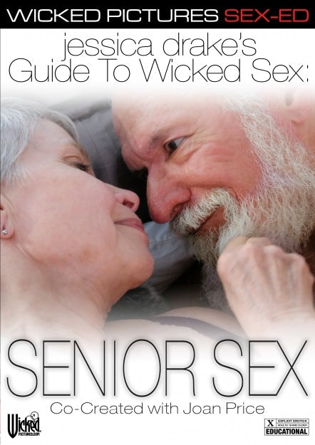 Jessica Drake's Guide to Wicked Senior Sex - Video