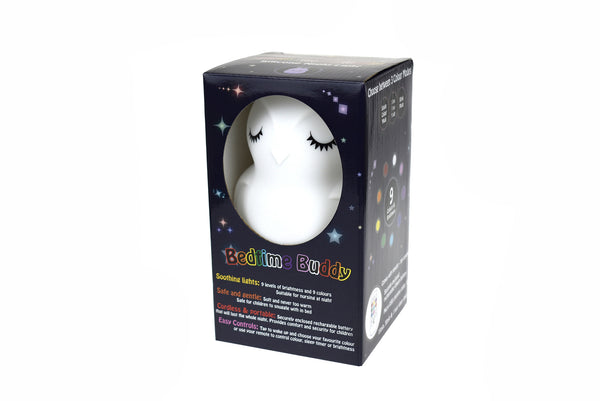 Bedtime Buddy Blinky the Owl Night Light