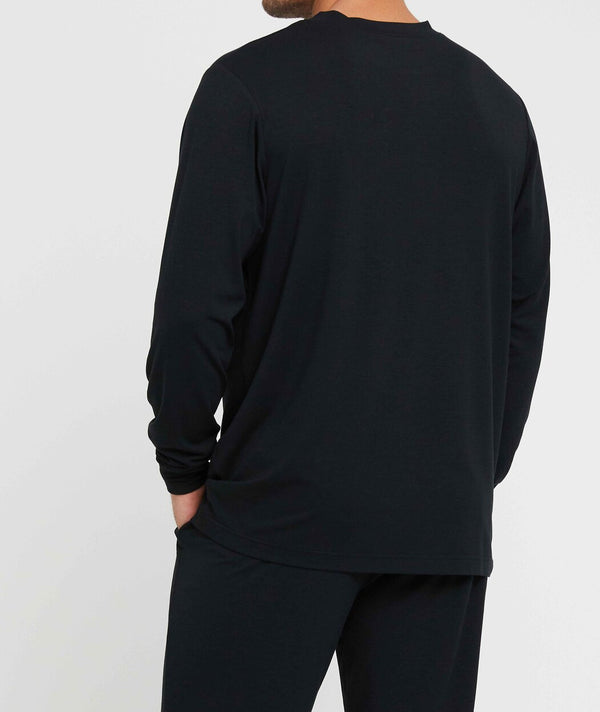 Men's Long Sleeve Crew Neck