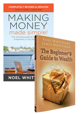 Making Money Made Simple + Beginner's Guide to Wealth Bundle