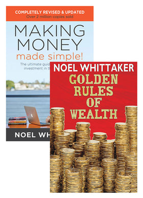 Making Money Made Simple + Golden Rules of Wealth Bundle