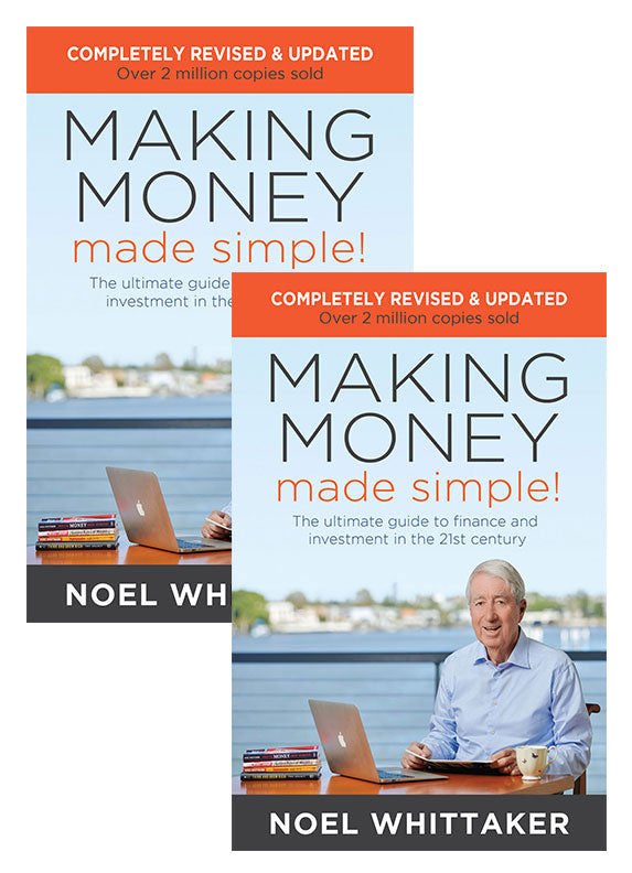 Making Money Made Simple Two Book Bundle