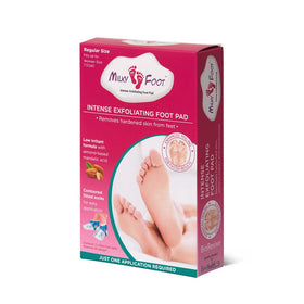 Milky Foot Regular - Exfoliating Foot Treatment