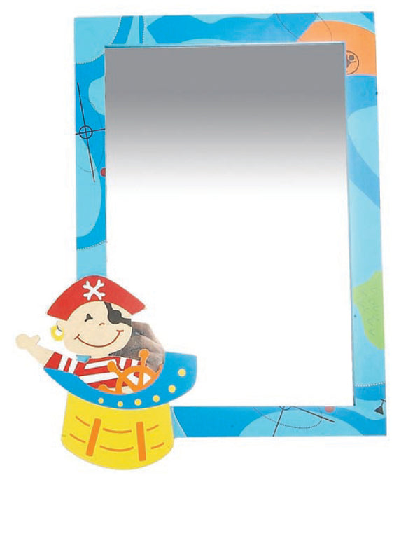 Pirate mirror