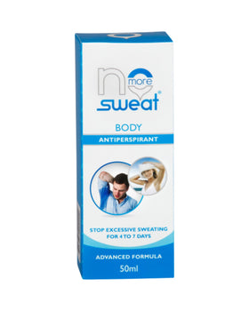 No More Sweat Body - Clinical Antiperspirant