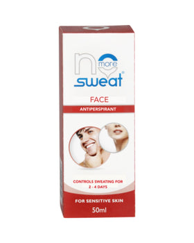 No More Sweat Face - Clinical Antiperspirant
