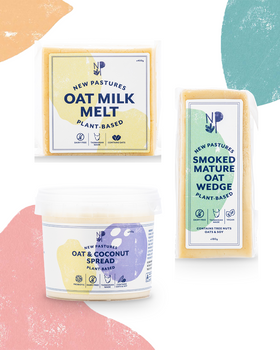 New Pastures Oat Pack