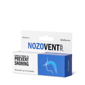 Nozovent Medium - Clinically proven anti-snoring device