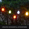 Outdoor String Lights 20M