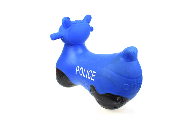 Bouncy rider police